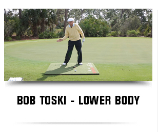 bob toski lower body